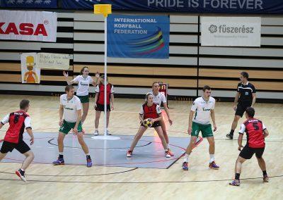 1601 Europa Cup 2016 - PKC Pappendrecht x KK Brno