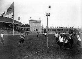 Korfbal na Olympijských hrách - 1920 Amsterdam