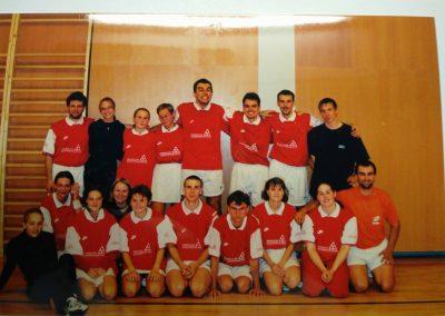 2002 - Senioři KK Brno / VSK VUT Brno