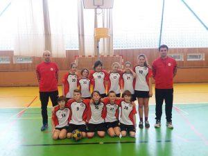 Minižáci KK Brno 1 - Semifinále 2019 Kutná Hora