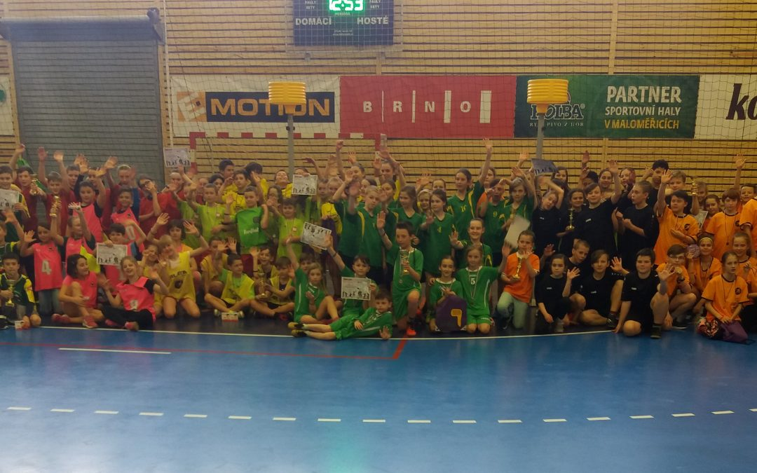 Již čtvrtý ročník Školního poháru v Brně zná své nové vítěze