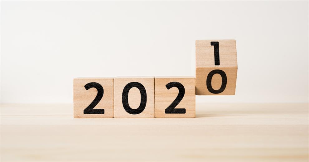 Přivítání v roce 2021